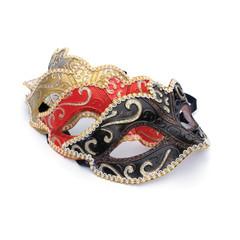 Four Masquerade Masks