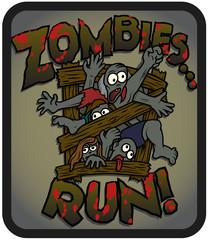 Zombies... Run!