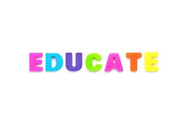 アルファベット EDUCATE