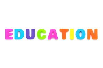 アルファベット EDUCATION