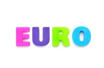 アルファベット EURO