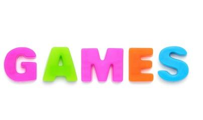 アルファベット GAMES