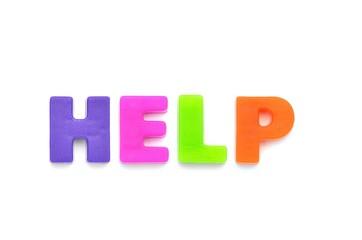 アルファベット HELP