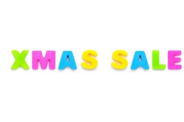 アルファベット XMAS SALE