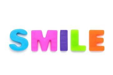 アルファベット SMILE