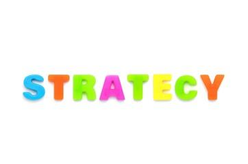 アルファベット STRATECY