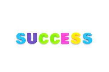 アルファベット SUCCESS