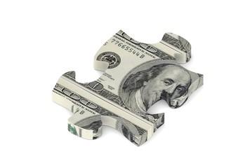 US dollar puzzle