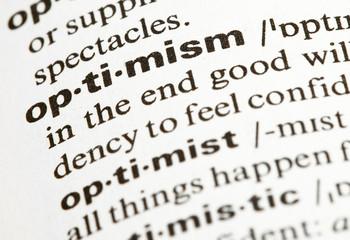 optimism word