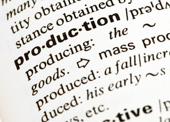 production word