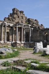 Ruinen in Side