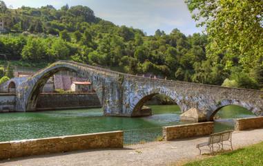 Bridge of Mary Magdalene - Italy