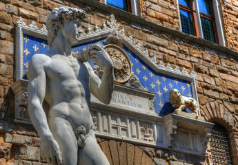 David (Michelangelo) - Firenze