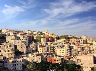 Arab village near Nazareth
