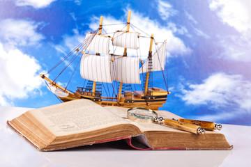 maritime story book