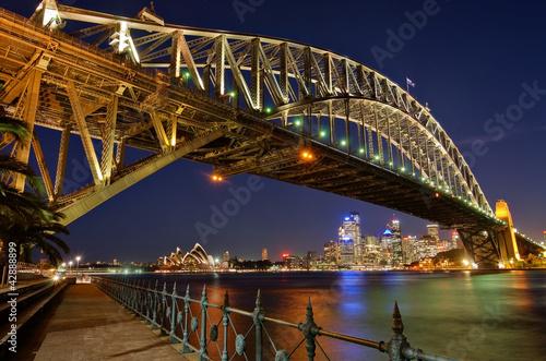Sydney Harbour Bridge 2