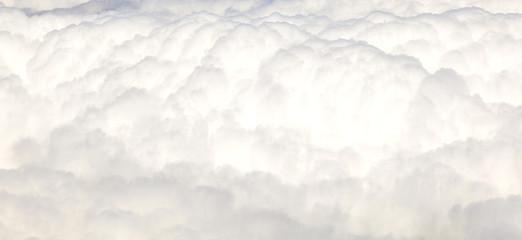 Keuken foto achterwand Hemel clouds in the sky