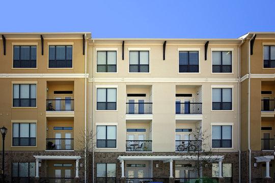 Modern Luxury apartments (condo)