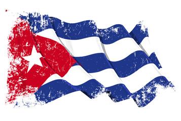Grange Flag of Cuba
