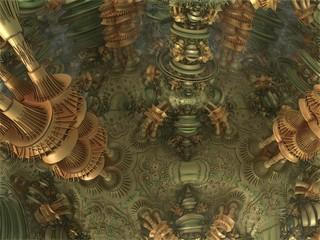 Steampunk Mining