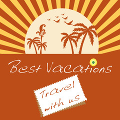 Best vacations