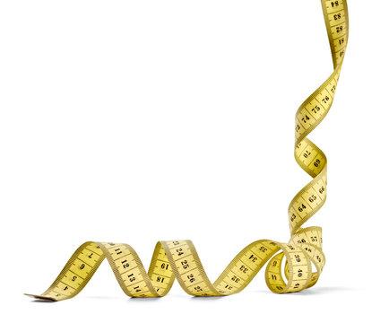 measure tape tailor diet