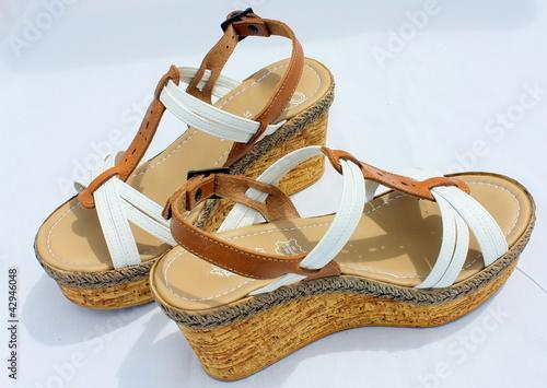 Beau design service durable france pas cher vente chaussures femme été,talon compensé