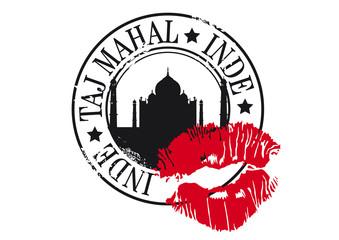 TAJ MAHAL_KISS