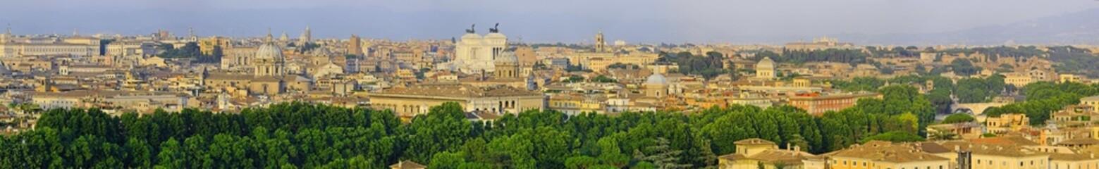 Panoramica Roma