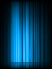 Aurora Borealis. Colorful abstract. EPS 8