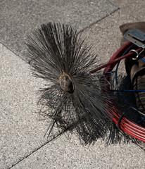 Handwerkszeug des Schornsteinfegers