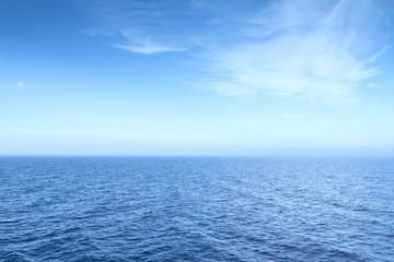 Wall Mural - blue sea