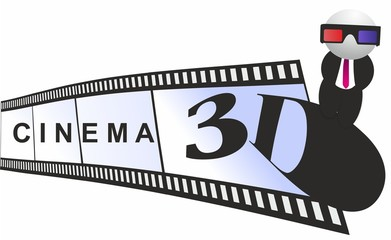 3D and man