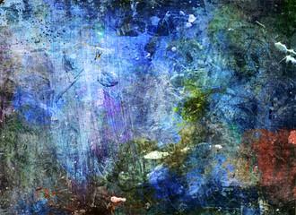 abstrakt ölfarben malerei