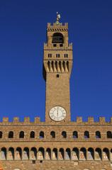 Palazzo Vecchio nel Cielo Blu