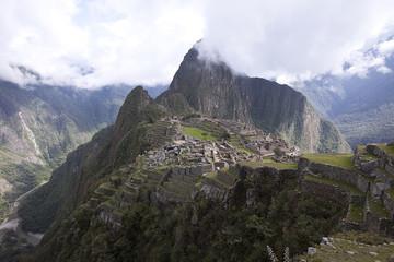 Machu Picchu, un posto magico
