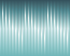 Abstract background with green stripes
