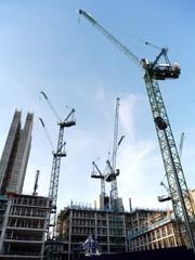 Construction, Building Site