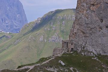 Casetta nella Roccia
