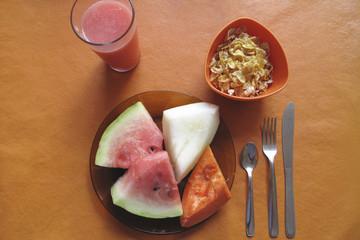 Natural breakfast