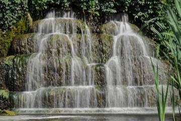 Water fall in Bila Tserkva