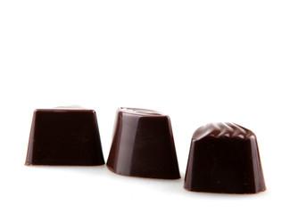 Chocolate gathering.