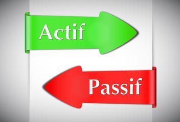 choix actif passif