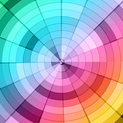 artistic colorful background