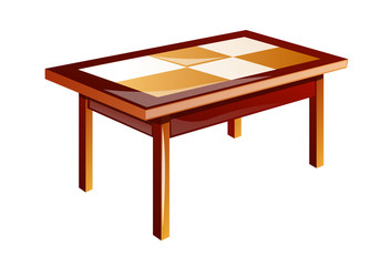 vector icon table