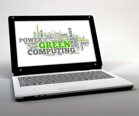 "Mobile Thin Client / Netbook ""Green Computing"""