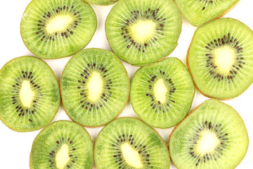 Kiwi as background