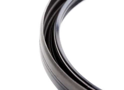 Crankshaft rear oil seal closeup