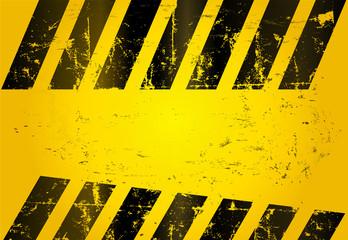 hazard stripes, abstract background