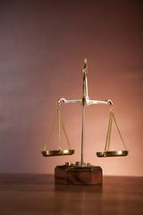 Decorative justice composition